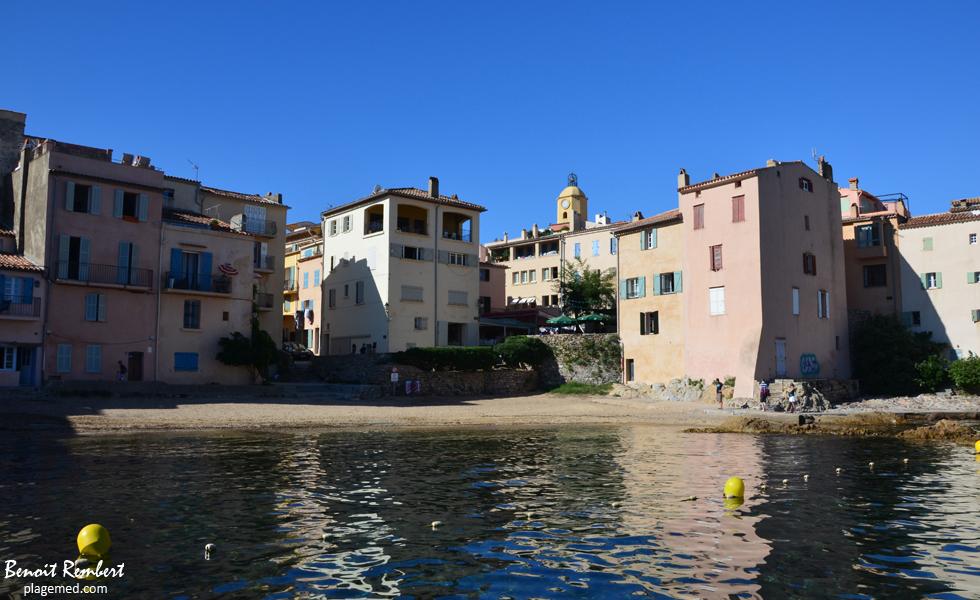 Plagemed the beach guide to saint tropez french riviera provence france - Plage de saint tropez ...